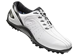 FJ Sport Spikeless Golf Shoe - White