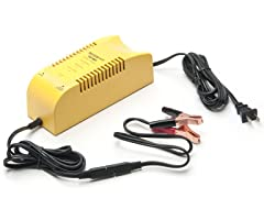 Fat Boy 12V 2.0A Battery Charger