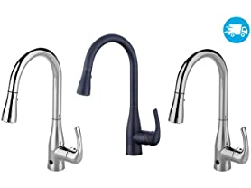 FLOW Hands-Free Motion Sensing Faucet