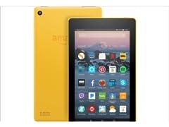 "Amazon Fire 7"" (2017) 16GB Wi-Fi Tablet - Yellow"