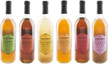 6-Pack BG Reynolds Cocktail Syrups