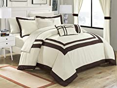 Chic Home Ritz 20-Piece Comforter Set