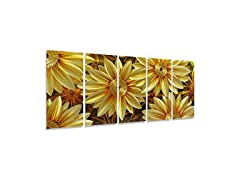 Rustic Sunflower Artwork