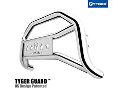 Stainless Front Bumper Guard, Ford