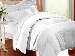Egyptian Cotton D/Alt Comforter-3 Sizes