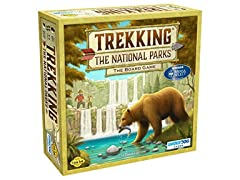 Trekking The National Parks The Family Board Game