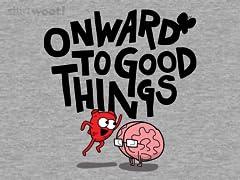 Onward to Good Things