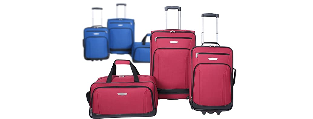 3-Piece Luggage Set (Your Choice)