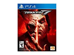 Tekken 7 PS4 Standard Edition