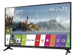 """LG 55"""" LED 1080p 60Hz Wi-Fi"""