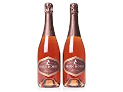Iron Horse Vineyards Brut Rosé (2)