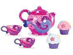 Munchkin Bath Tea & Cupcake Bath Toy Set