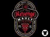 Revenge Mault Liquor