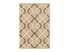 Cadena Area Rug Collection- Beige