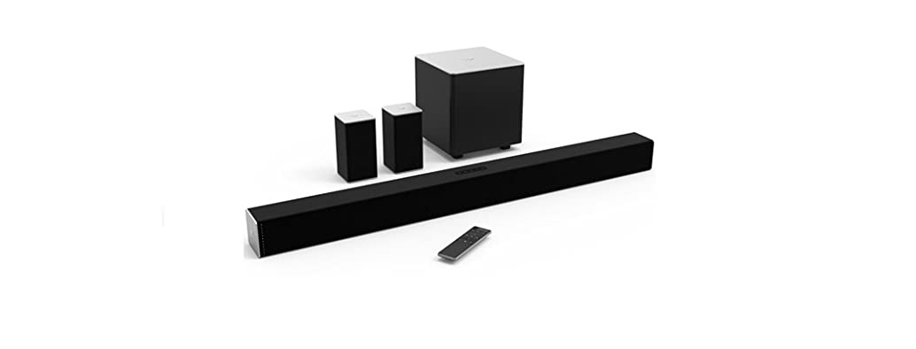 "VIZIO 38"" 5.1 Sound Bar System"
