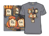 Knights of the Periodic Table