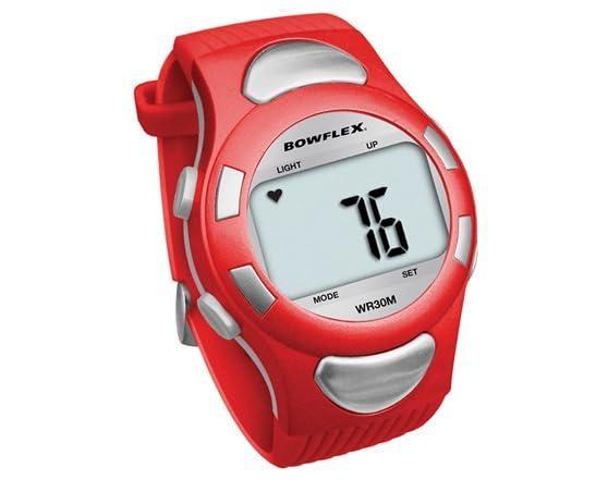 bowflex heart rate watch manual