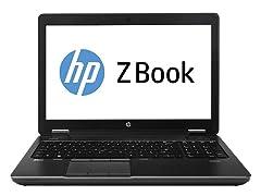 HP ZBook 15-G2 Intel i7, 256GB Workstation