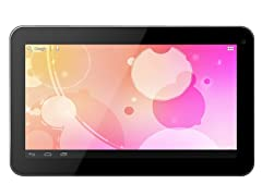 "iView 9"" Dual Core Android Tablet - Purple"