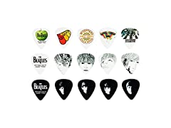 Planet Waves Beatles Signature Guitar Picks - 15