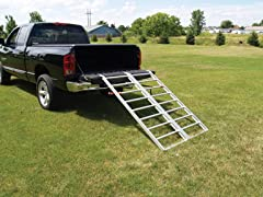 1,200 Pound Bi-Fold Sport 6-Foot Ramp