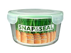 Snap & Seal 57oz. Round Container
