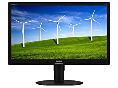 "Philips 22"" LCD Monitor"