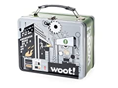 Classic Woot-Themed Lunchbox!