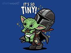 It's So Tiny!