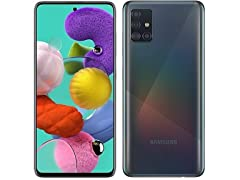 Samsung SM-A515F/DSK Galaxy A51 GSM Unlocked (Open Box)