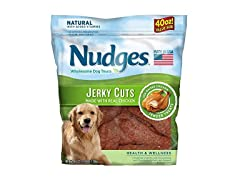 Nudges Chicken Jerky Cuts