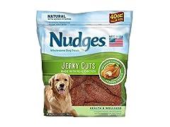 Nudges Chicken Jerky Cuts