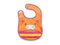 Skip Hop Zoo Water Resistant Baby Bib