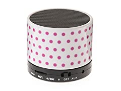Bluetooth Printed Speaker with Mic