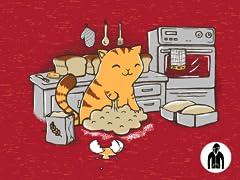 Makin' Bread LW Zip Hoodie