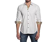 Jared Lang Dress Shirt, Light Brown