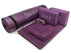 6-Piece Yoga Set - Pick Color