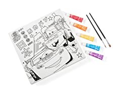 Disney Canvas Paint Set
