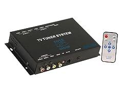 NTSC Tuner System w/ Remote Control