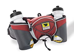 Buzz TLS Lumbar Pack - Red