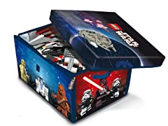 LEGO Star Wars Toy Box & Playmat