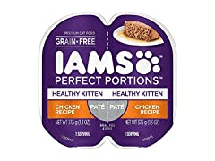 IAMS Perfect Portions Healthy Kitten Food