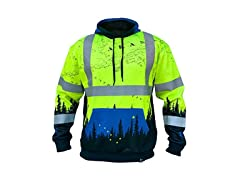 SafetyShirtz Alaska Safety Hoody