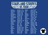 Stars and Stripes US Tour