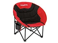 KingCamp Moon Saucer Camping Chair
