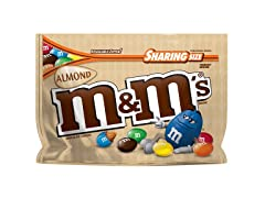 M&M'S Almond Chocolate Candy, 8ct
