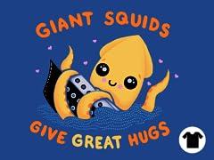 Squid Hugs