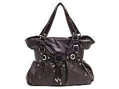 Parinda LARKSPUR Handbag, Brown
