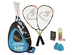 Speedminton Family Special Speed Badminton Set 4 Player