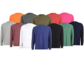FOTL Men's Long Sleeve Tees 6-Pack